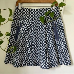 Anthropologie | Maeve Fourth Street Swing Skirt